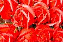 肥皂玫瑰 免版税库存照片