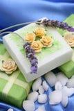 肥皂的礼品 图库摄影