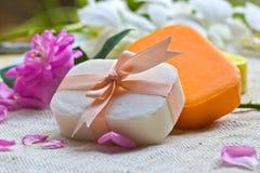 肥皂 图库摄影