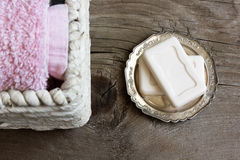 肥皂 免版税图库摄影