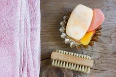肥皂 免版税库存图片