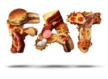 肥胖概念 库存照片