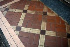 肮脏的地板 免版税库存图片