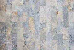 肮脏的大理石墙壁瓦片纹理背景 免版税库存图片