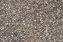 肮脏的小卵石石墙03 免版税库存照片