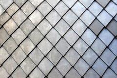 肮脏的屋顶上面 免版税图库摄影
