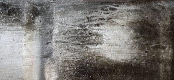 肮脏的老难看的东西粗砺的被腐蚀的被抓的金属 关闭 免版税库存照片