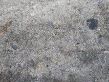 肮脏的水泥纹理 库存图片