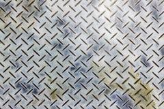 肮脏装饰金属片 免版税图库摄影
