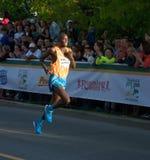肯尼亚赛跑者威尔逊Kiprop赢取渥太华精神10K 图库摄影