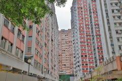 肯尼迪镇香港城市视图  库存图片
