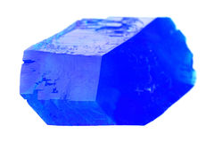 胆矾矿物 库存照片