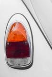 背后照明汽车 免版税图库摄影