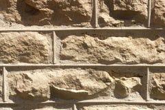 背景上色grunge石墙 库存图片
