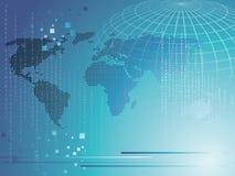 背景世界 免版税图库摄影