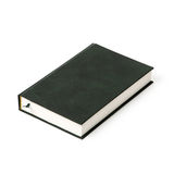 背景书绿色照片白色 免版税库存照片