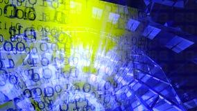 背景二进制代码地球电话行星技术 二进制代码 抽象大数据 数据流