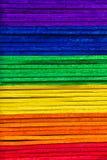 背景五颜六色木 免版税库存图片