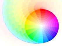 背景五颜六色的向量 库存照片
