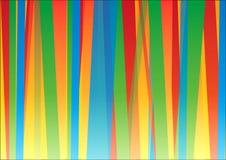 背景五颜六色的密林向量 免版税库存照片