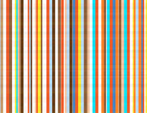 背景五颜六色的数据条 库存例证