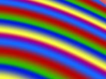 背景五颜六色的数据条 免版税库存照片