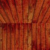 背景五颜六色的木头 免版税库存照片