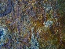 背景五颜六色的石头 库存照片