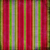 背景五颜六色的绿色桃红色数据条 免版税库存照片