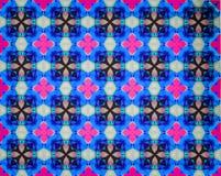 背景五颜六色的设计模式漩涡 图库摄影