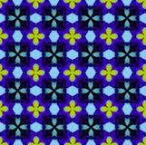 背景五颜六色的设计模式漩涡 库存图片
