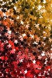 背景五颜六色的闪烁 免版税库存图片