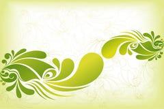 背景五颜六色花卉 免版税库存照片