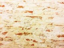 背景从红砖块被仿造 免版税库存照片