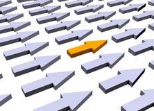 背景企业向上概念趋势 库存图片
