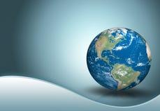 背景企业地球 库存图片