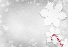 背景例证雪花向量冬天 免版税库存照片