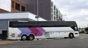 背景公共汽车剪报查出路径浏览白色 库存图片