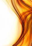 背景典雅的金子 免版税图库摄影