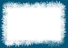 背景冬天 库存照片