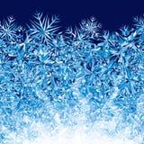 背景冰排行模式 库存图片