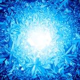 背景冰排行模式 库存照片