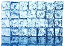 背景冰 免版税库存图片