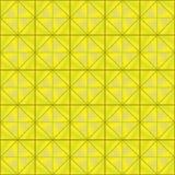 背景几何金黄 向量 免版税库存照片