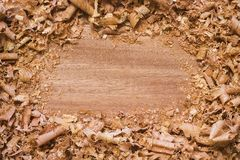 背景削片织地不很细木头 库存照片