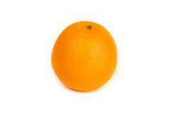 背景剪报incl橙色路径成熟白色 库存照片
