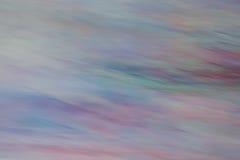 背景印象主义者的柔和的淡色彩 免版税库存图片
