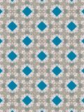 背景发怒方形的蓝色 免版税库存图片