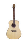 背景古典吉他图象音乐白色 库存图片