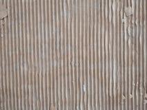 背景和设计的波状纸板样式 图库摄影